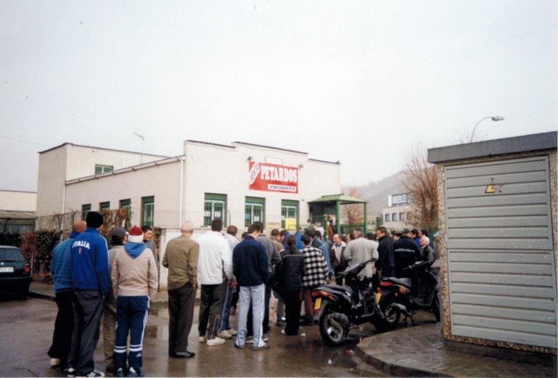 Tienda Paracuellos, 1999.